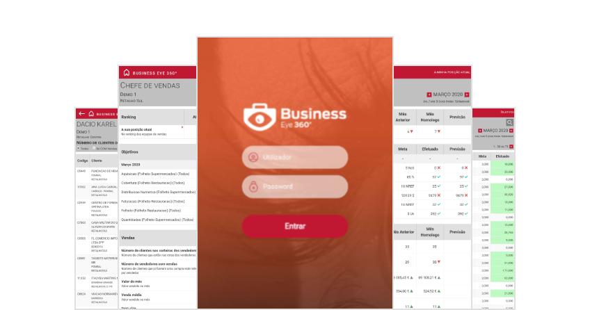 Aplicativo Business Intelligence - Business Eye 360º